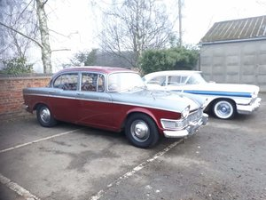Picture of 1961 Humber super snipe series 3