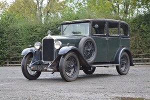 Picture of 1929 Humber 9/28 Saloon