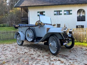 Picture of 1912 famous HUMBER 11hp Tourer