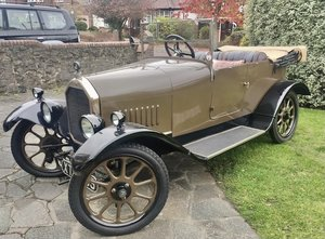 Picture of 1924  Humber 8/18