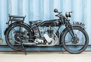 Picture of 1927 Humber 350cc For Sale by Auction