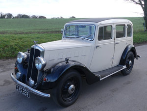 Picture of 1935 Humber 12 Saloon