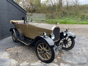 Picture of 1924 Humber 8/18 SOLD