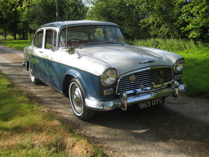Picture of 1958 Humber Hawk Automatic  For Sale NO MORE SILLY QUESTIONS For Sale