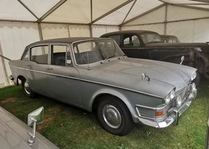 Picture of 1966 Humber Series Imperial 3 Litre Petrol For Sale