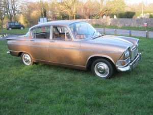 Picture of 1965 HUMBER SCEPTRE. Mk1. 1592cc. OVERDRIVE. METALLIC BRONZE For Sale