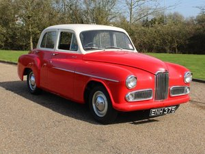 Picture of 1954 Humber Hawk at ACA 1st and 2nd May For Sale by Auction