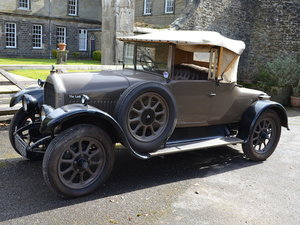Picture of 1927 Humber 1440 Doctors Coup For Sale by Auction
