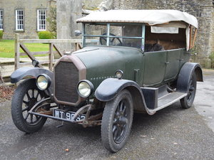 Picture of 1925 Humber 1225 Tourer For Sale by Auction