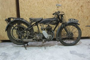 Picture of 1926 Humber 349cc 2  Hp Lot 665 For Sale by Auction