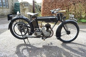 Picture of 1925 Humber 348cc Sidevalve Lot 737 For Sale by Auction