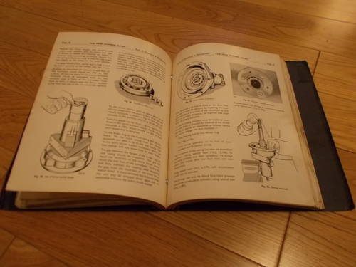 0000 humber hawk workshop manual For Sale (picture 2 of 2)