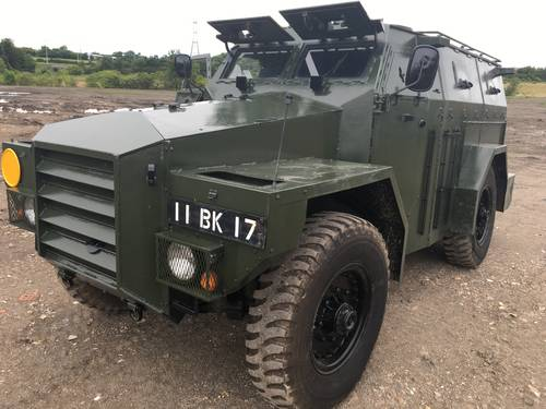 1954 humber pig stealth armoured vehicle For Sale | Car And Classic