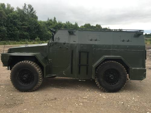 1954 humber pig stealth armoured vehicle For Sale (picture 4 of 6)