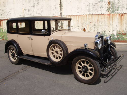 1930 Humber 16/50 Imperial saloon For Sale (picture 1 of 6)