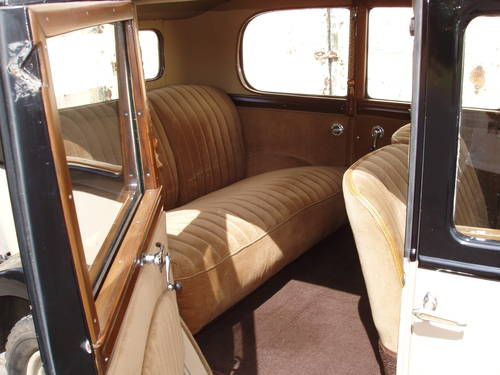 1930 Humber 16/50 Imperial saloon For Sale (picture 4 of 6)