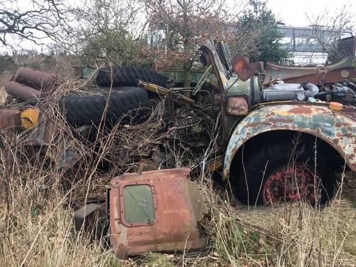Humber Ex Military (Rolls Royce Engine) For Sale (picture 2 of 2)