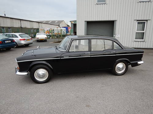 1964 HUMBER HAWK Series IV Saloon SOLD (picture 1 of 6)