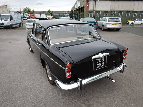 1964 HUMBER HAWK Series IV Saloon SOLD (picture 4 of 6)