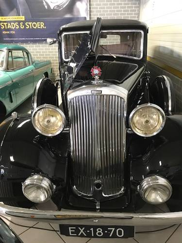 Limousine For Sale >> humber pullman 1936 For Sale | Car And Classic