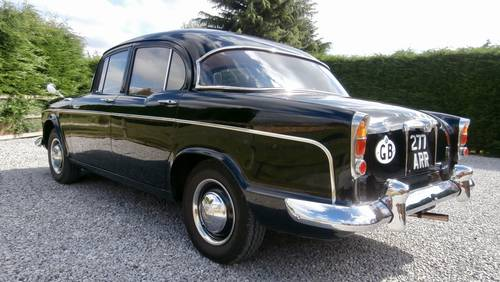 1958 Humber Hawk Series One  ( superb example ) SOLD (picture 2 of 6)