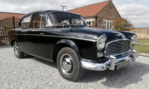 1958 Humber Hawk Series One  ( superb example ) SOLD (picture 3 of 6)