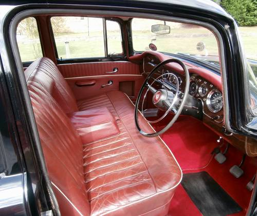 1958 Humber Hawk Series One  ( superb example ) SOLD (picture 5 of 6)