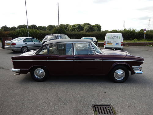 1965 HUMBER IMPERIAL Automatic Saloon ~  SOLD (picture 2 of 6)