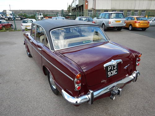 1965 HUMBER IMPERIAL Automatic Saloon ~  SOLD (picture 3 of 6)