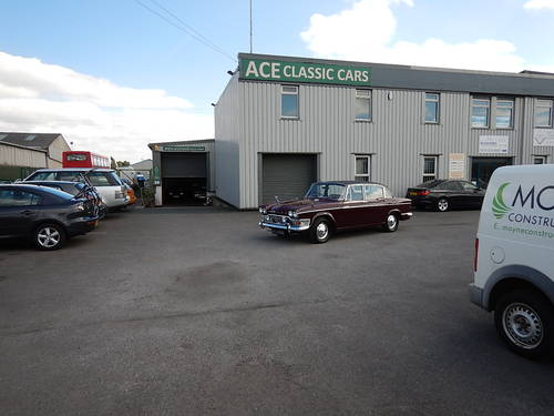 1965 HUMBER IMPERIAL Automatic Saloon ~  SOLD (picture 5 of 6)