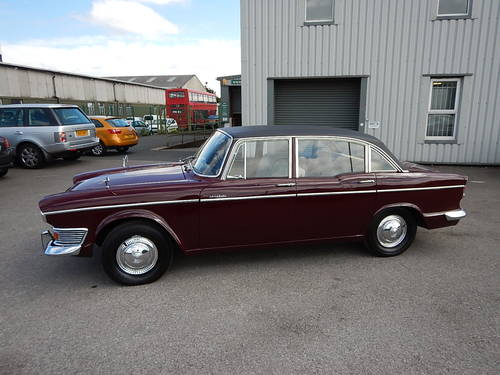 1965 HUMBER IMPERIAL Automatic Saloon ~  SOLD (picture 1 of 6)