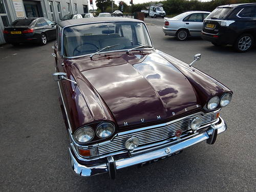 1965 HUMBER IMPERIAL Automatic Saloon ~  SOLD (picture 6 of 6)