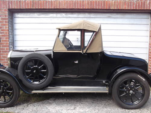 1928 Humber 9/20 two seat plus dickey SOLD (picture 2 of 6)