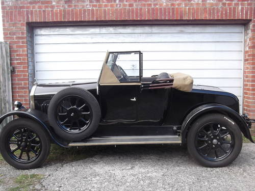 1928 Humber 9/20 two seat plus dickey SOLD (picture 6 of 6)