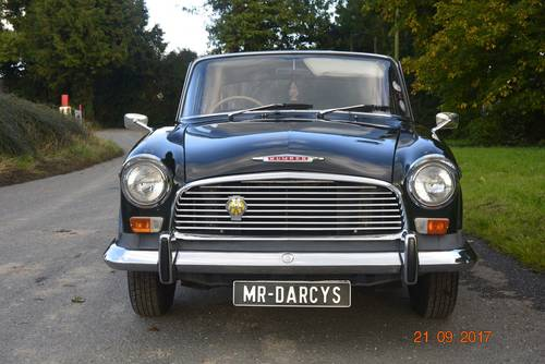 1965 Humber Hawk in great condition for sale. SOLD (picture 1 of 6)