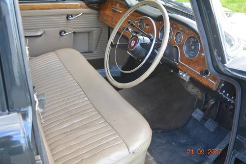 1965 Humber Hawk in great condition for sale. SOLD (picture 4 of 6)