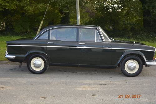 1965 Humber Hawk in great condition for sale. SOLD (picture 5 of 6)