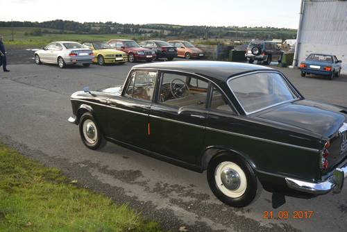 1965 Humber Hawk in great condition for sale. SOLD (picture 6 of 6)