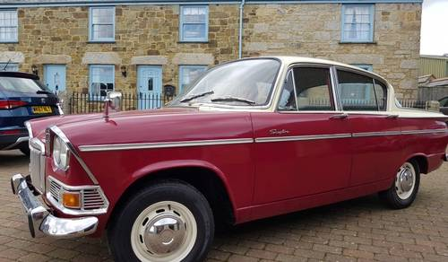 1965 Humber Sceptre to be sold on October 28th SOLD by Auction (picture 2 of 6)