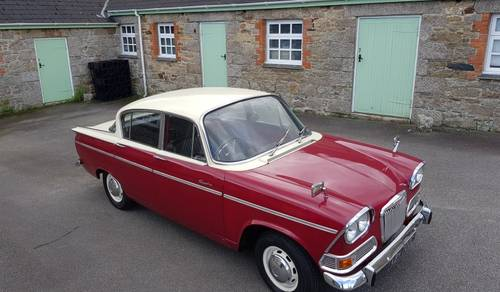 1965 Humber Sceptre to be sold on October 28th SOLD by Auction (picture 6 of 6)