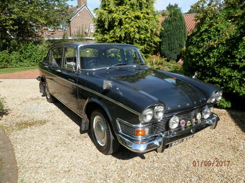 1967 Humber Super Snipe SOLD (picture 1 of 6)