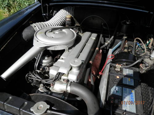 1967 Humber Super Snipe SOLD (picture 5 of 6)