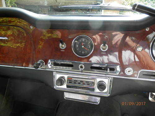 1967 Humber Super Snipe SOLD (picture 6 of 6)
