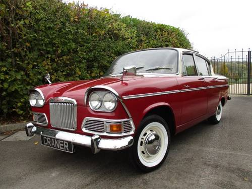 1965 Humber Sceptre SOLD (picture 1 of 6)