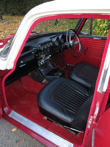 1965 Humber Sceptre SOLD (picture 6 of 6)