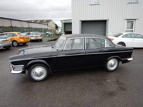 1965 HUMBER IMPERIAL Automatic Saloon SOLD (picture 1 of 6)