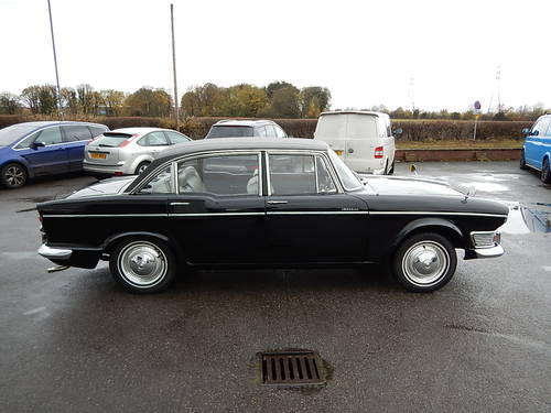 1965 HUMBER IMPERIAL Automatic Saloon SOLD (picture 3 of 6)