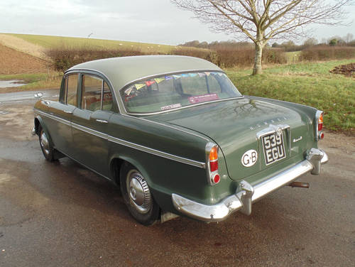 1963 Humber Hawk Series III SOLD (picture 3 of 6)