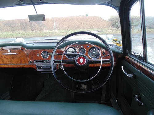 1963 Humber Hawk Series III SOLD (picture 4 of 6)