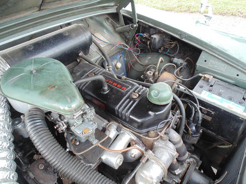 1963 Humber Hawk Series III SOLD (picture 6 of 6)